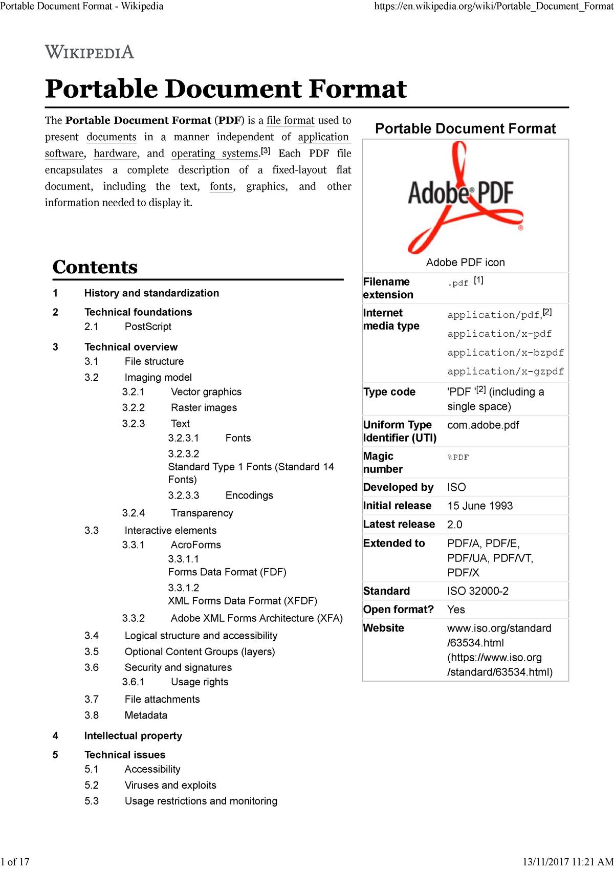 Portable Document Format - WikipediaPDF - C003341: Stratigrafie