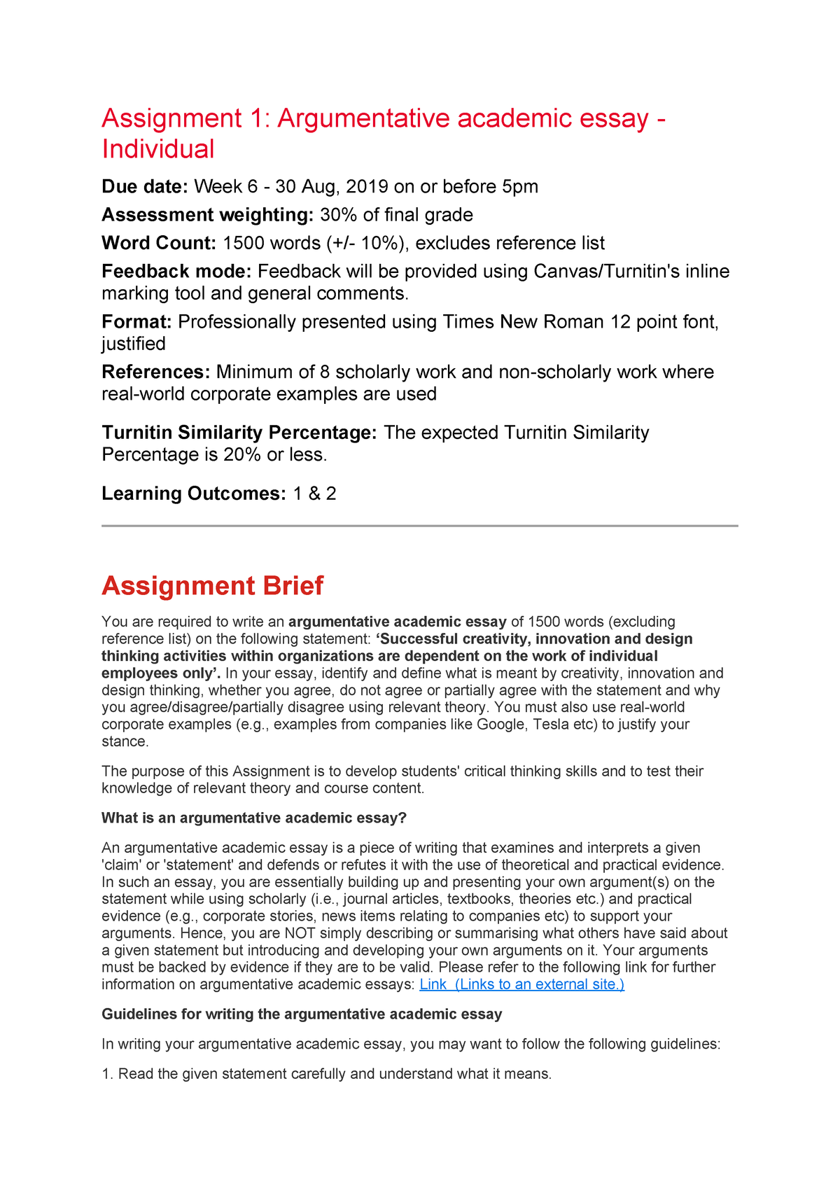 Politics And The English Language Essay  Mental Health Essays also Proposal Essay Examples Assignment   Busm  Rmit  Studocu Essay On Library In English