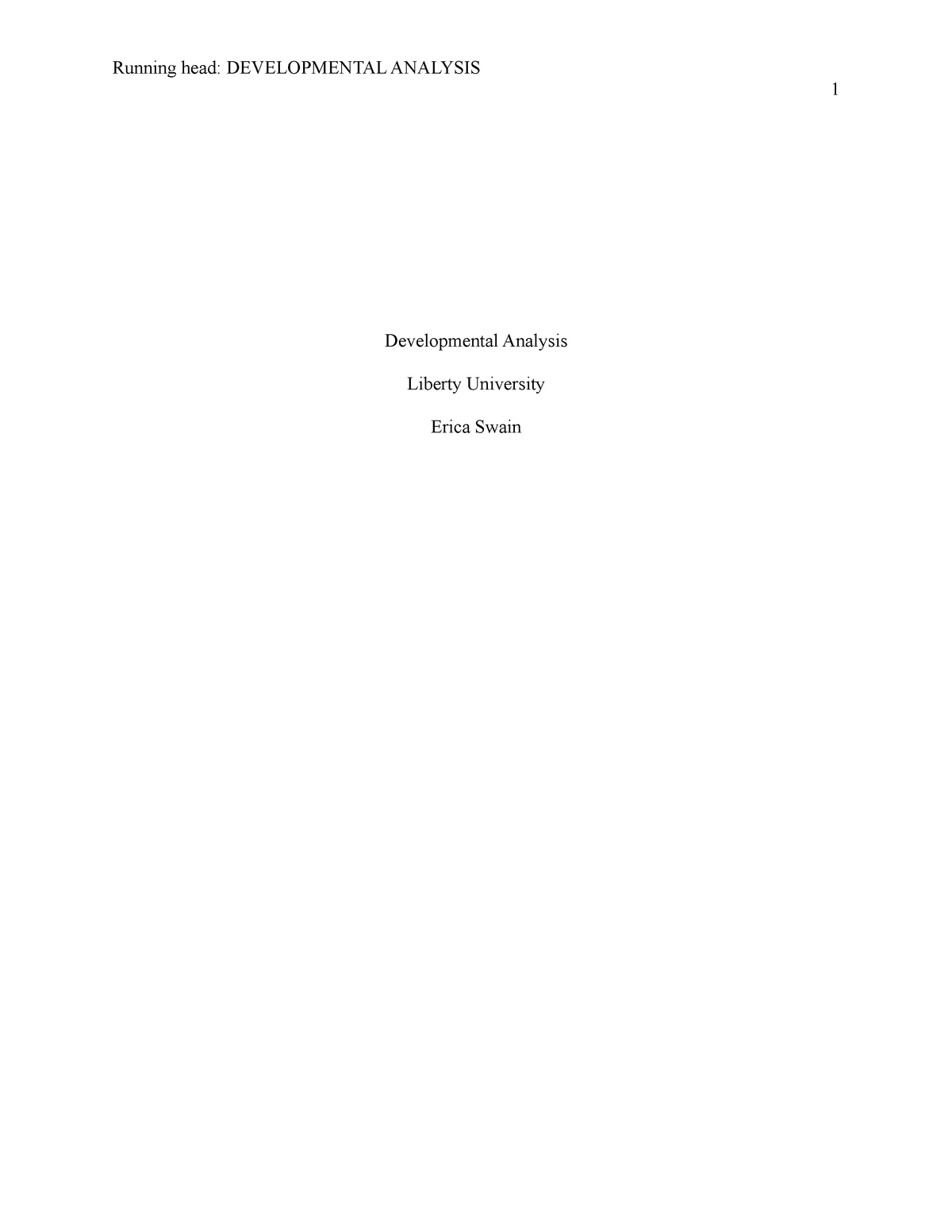 edce 505 personal theory paper