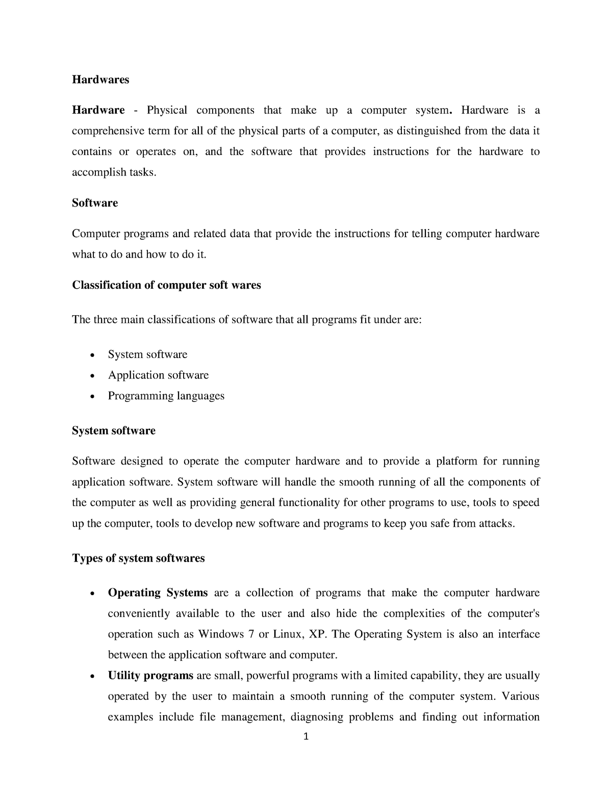 Structured Programming Fit1040 Monash Studocu