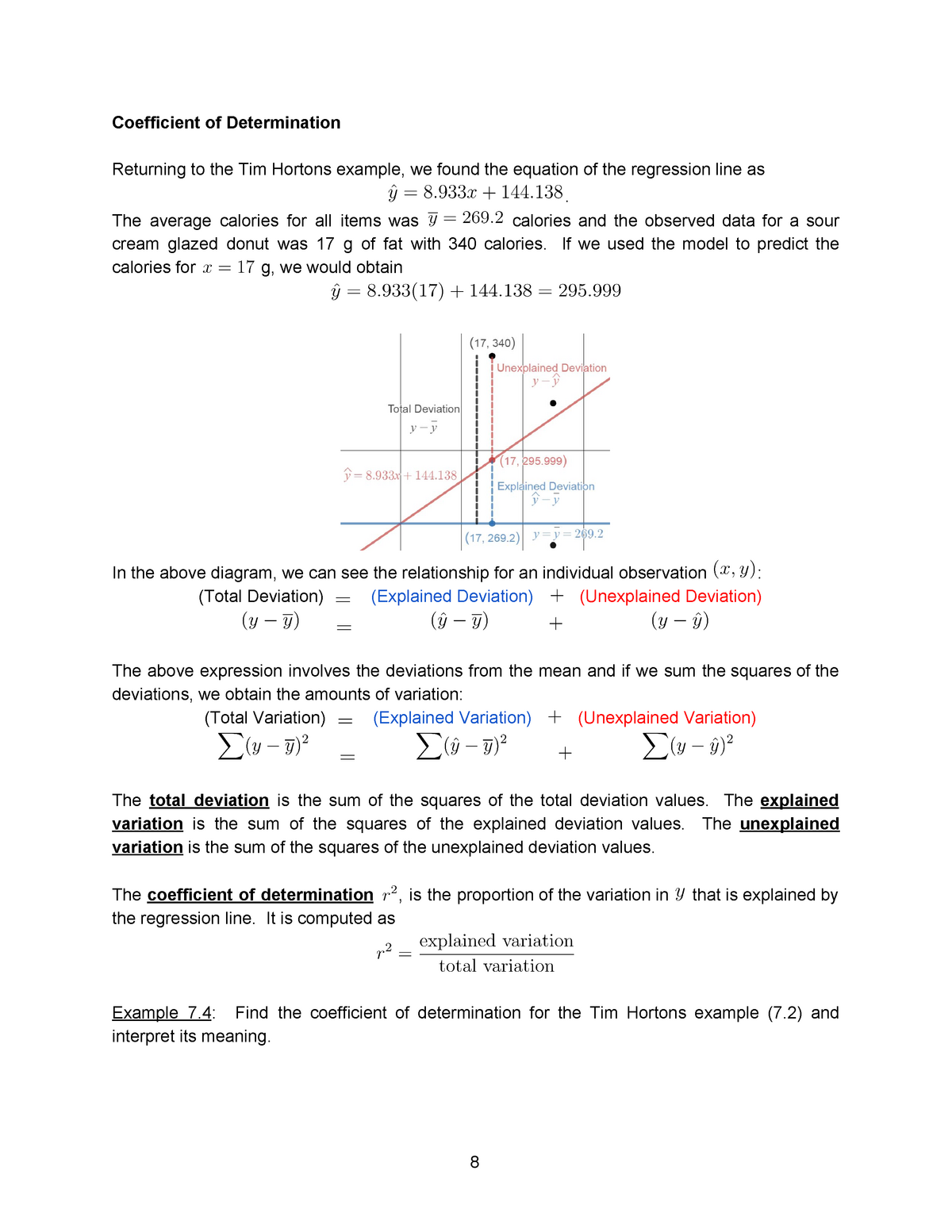 11 Chapter 6-8 Linear Regression (Continued) - Stat151