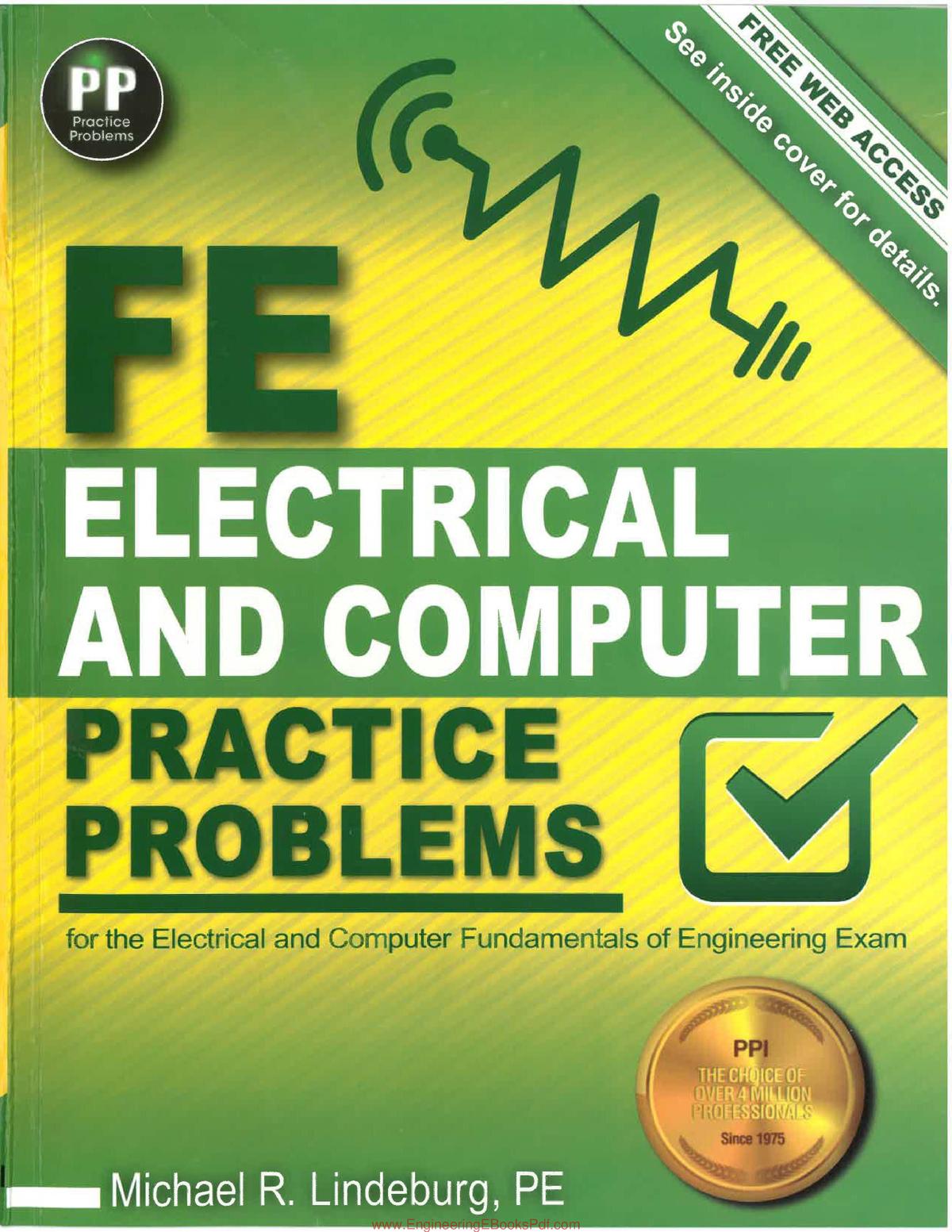 Lindeburg FE Electrical Engineering - EECE 203 - StuDocu