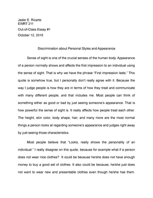 essay on human body parts in english