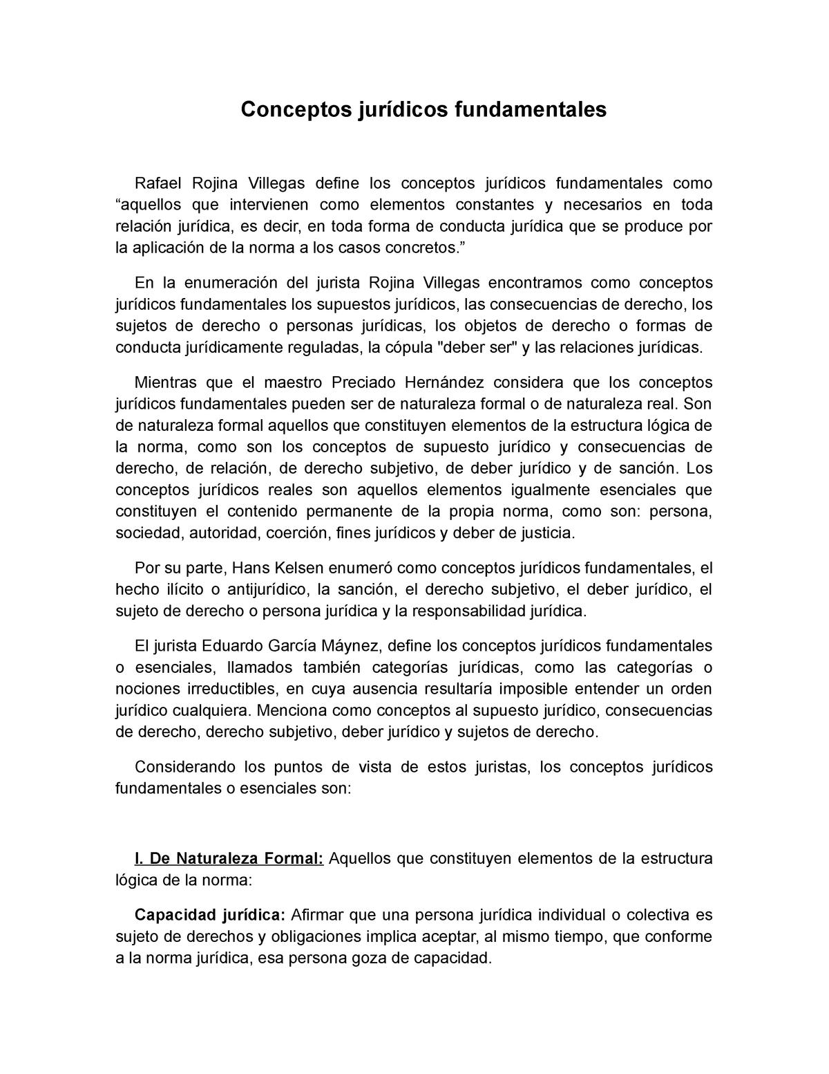 Conceptos Jurídicos Derecho Administrativo 0000 Urn