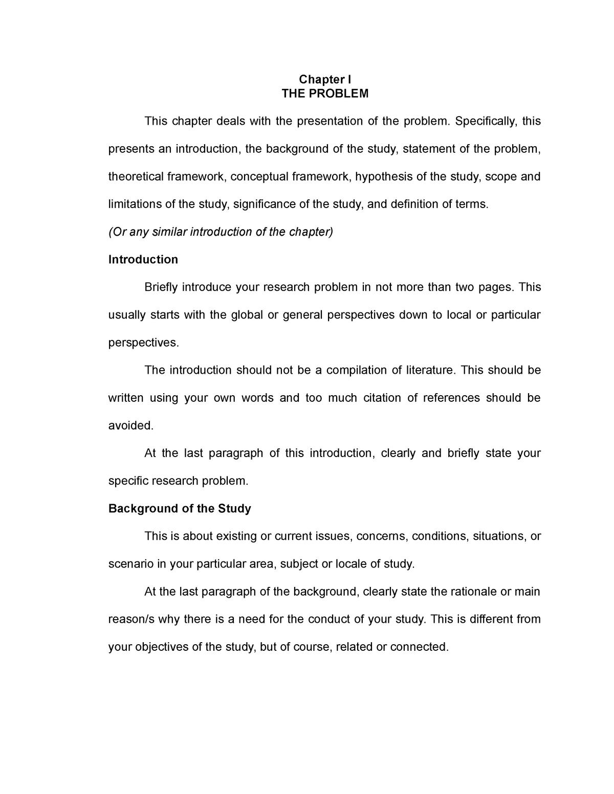 Essay of air pollution