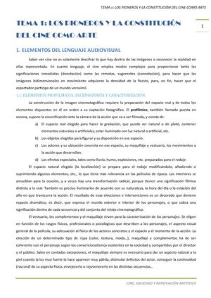 Resúmen completo Temas 1-9.pdf - Cine Sociedad y Renovación Artística