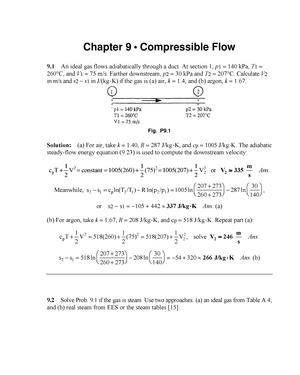 Solution manual fluid mechanics 7th edition chapter 9 studocu fandeluxe Images
