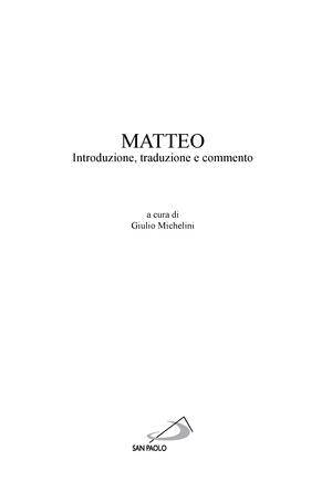 3 Commentario Matteo Lineamenti Di Scienza Politica Studocu