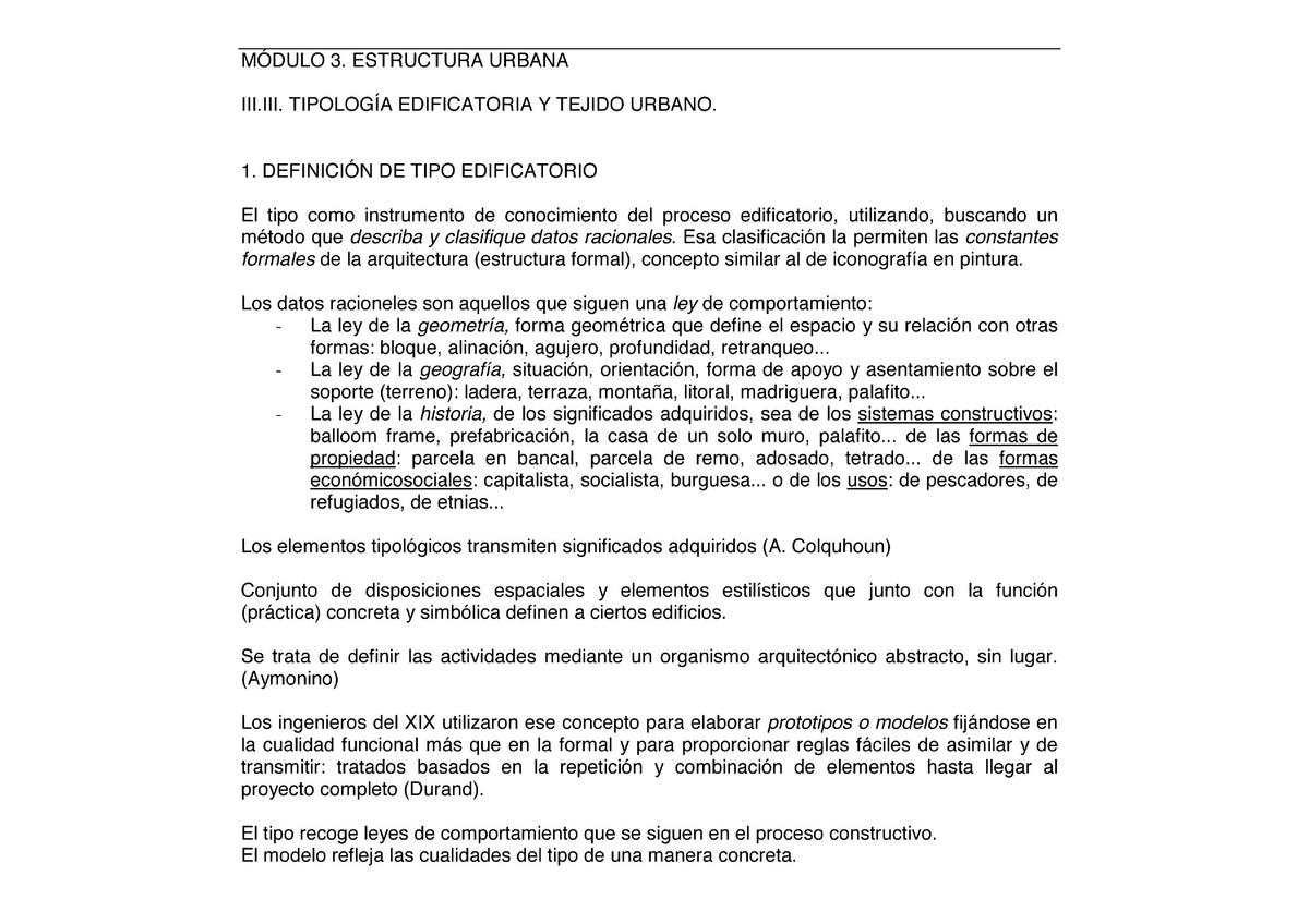 Tema2 Apuntes 2 Urbanística 2 630g01024 Udc Studocu