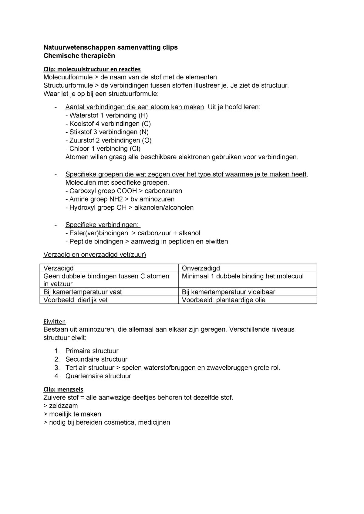Sv Clips Chemische Therapieën Hhs Huid 018 Studeersnelnl