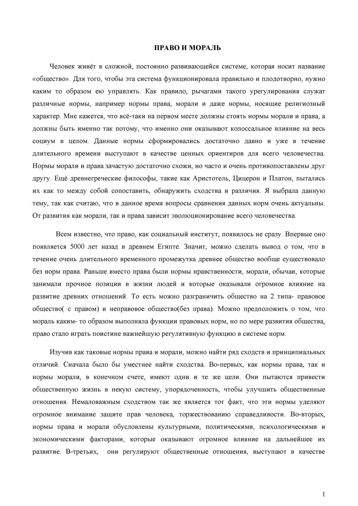 Эссе нарушение прав человека 8023