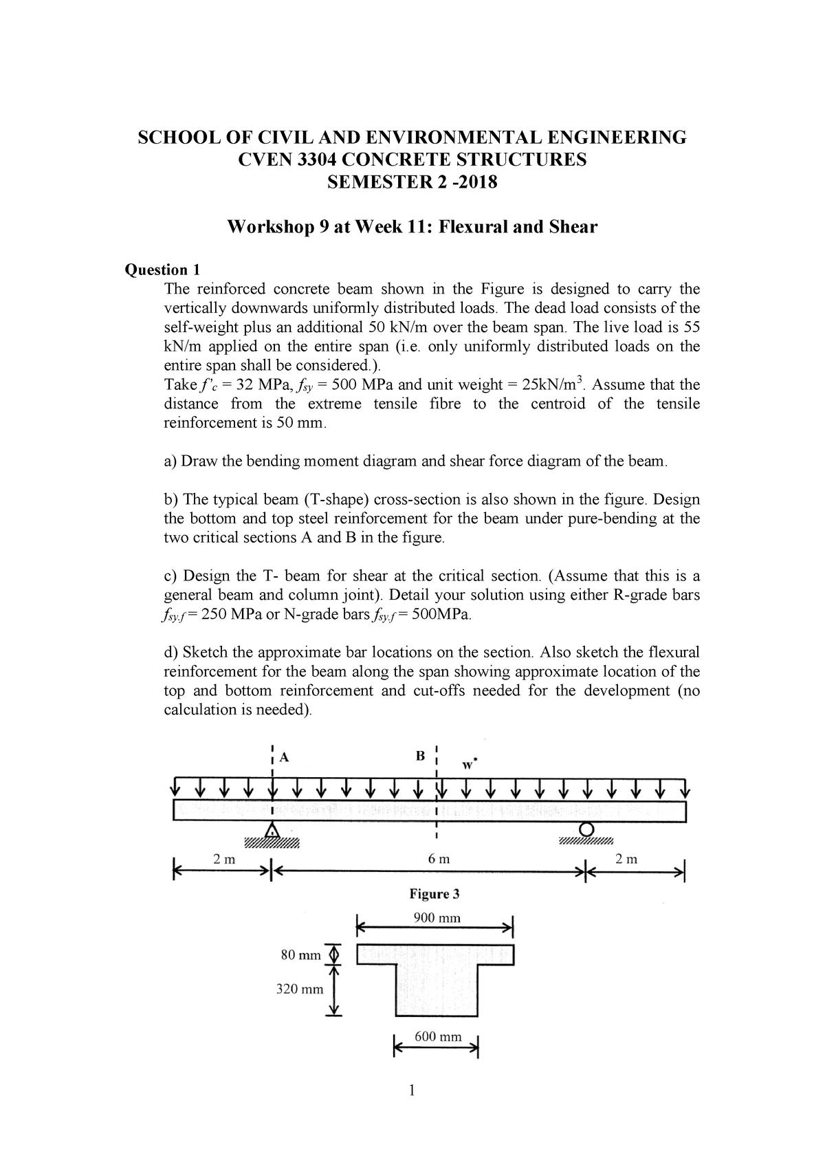 Column Bending Moment Calculator