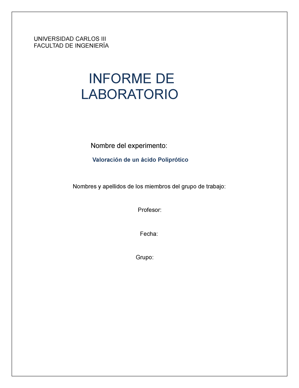 Lab3 Quimica Valoración De Un ácido Poliprótico 221 14186