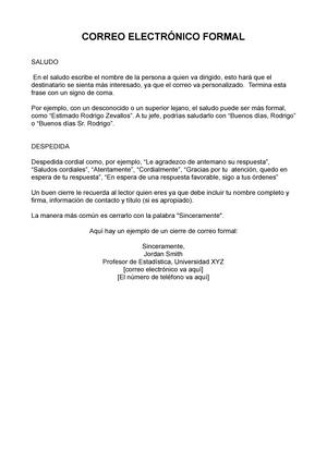 Correo Carta Articulo Català I Castellà Udg Studocu