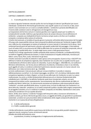 Lugaresi-ambiente - Diritto dell'Ambiente DIRITTO DELL ...