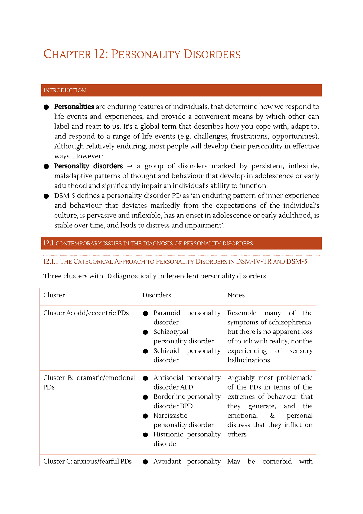 Psychopathology exam 2 - Graham C  Davey - 201000132