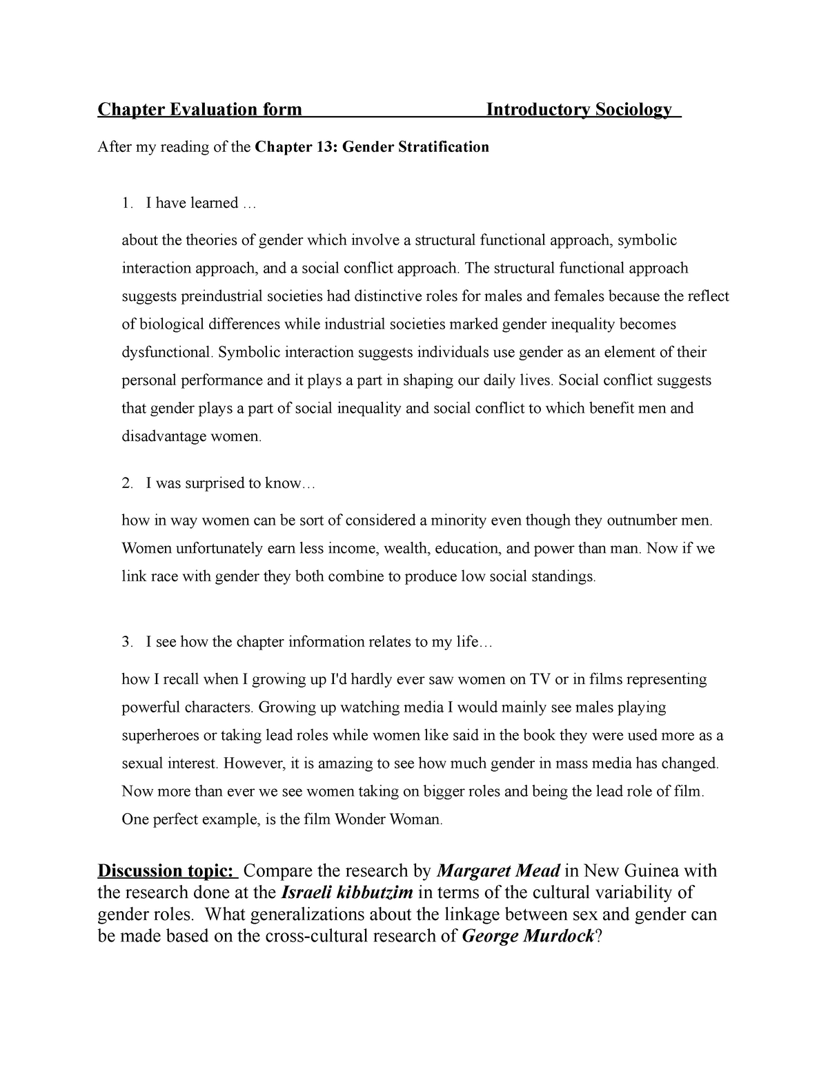 Chap 13 Chapter 13 Gender Stratification Introduction To Sociology 2e Studocu [ 1553 x 1200 Pixel ]