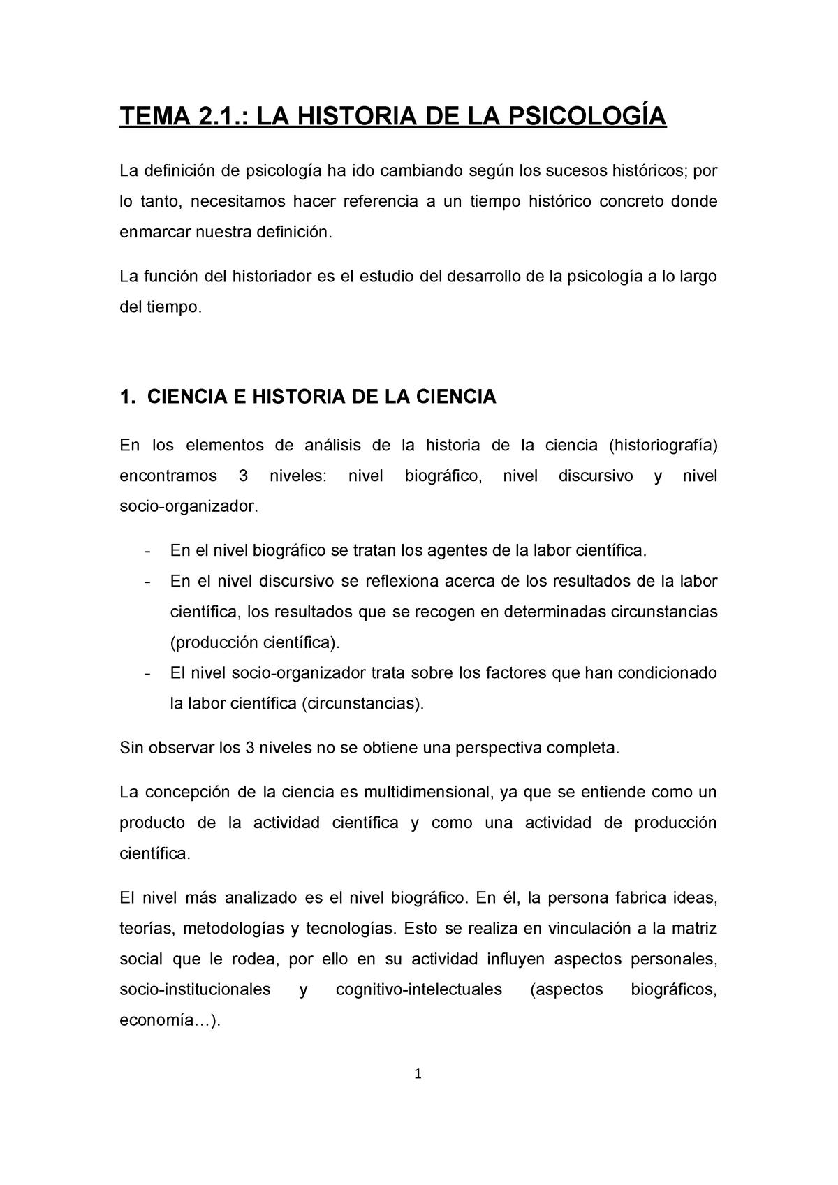 Apuntes De Historia 942 Umh Studocu