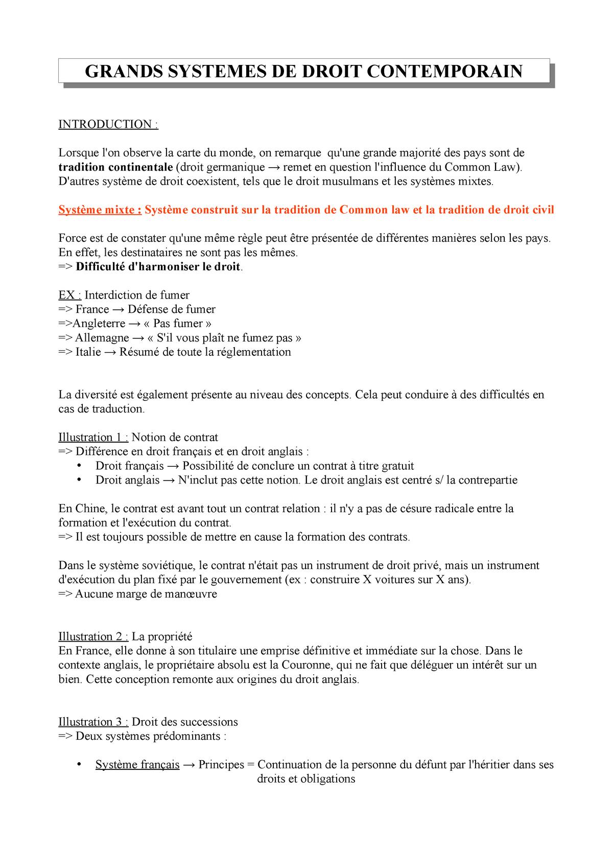 Gsdc 1 Cour D Amphi Parfait Pour Avoir 20 20 Studocu
