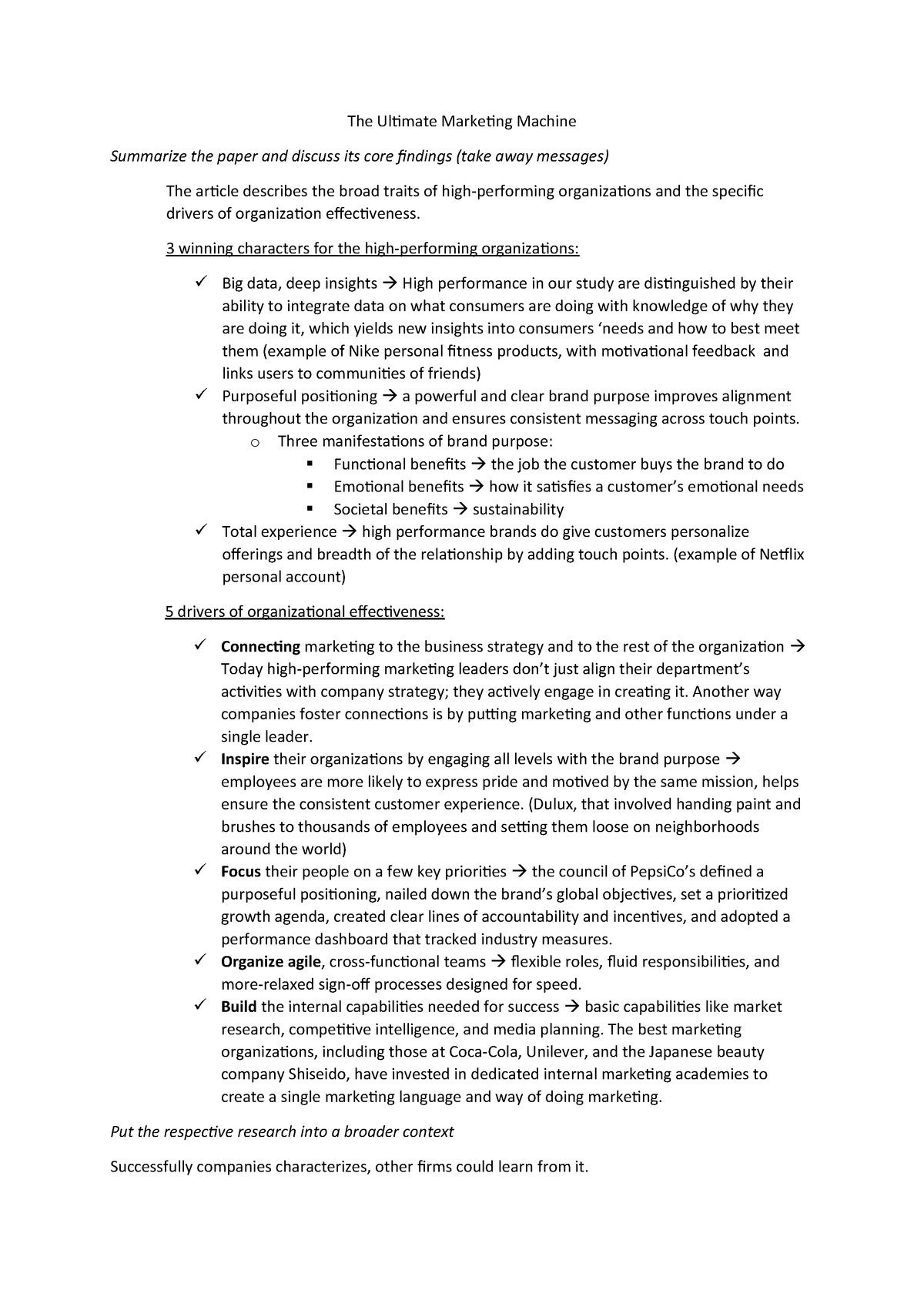 summarize paper