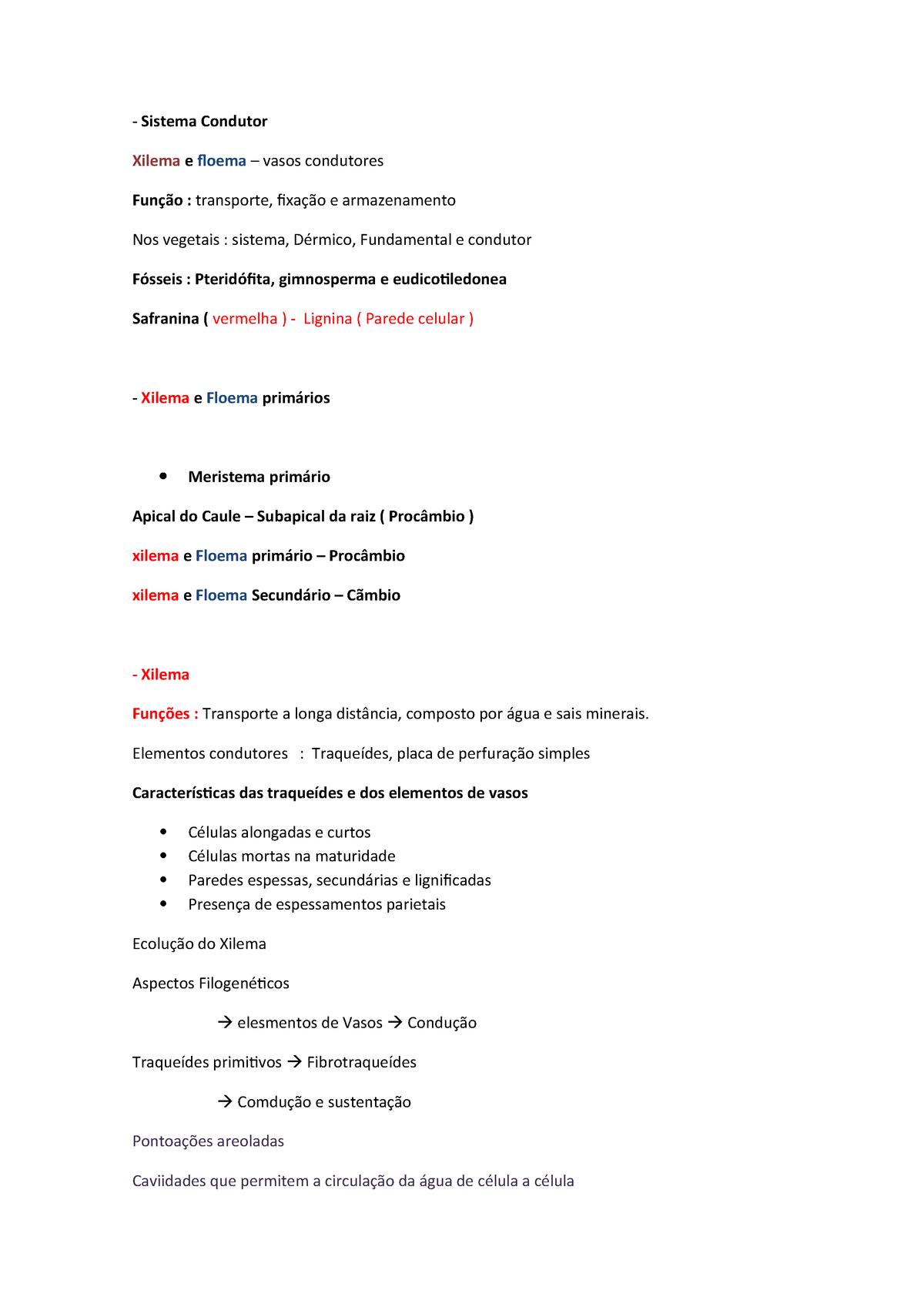 P02 Anatomia Vegetal Ib610 Ufrrj Studocu