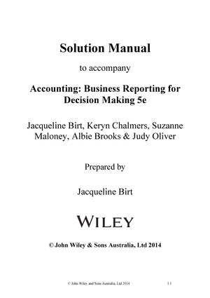 Book solution accounting business reporting for decision making book solution accounting business reporting for decision making chapter 1 studocu fandeluxe Choice Image