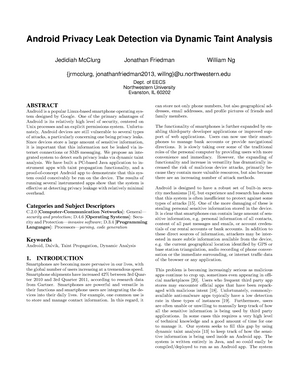 Internet security final report - CSE-3102: Software Engineering