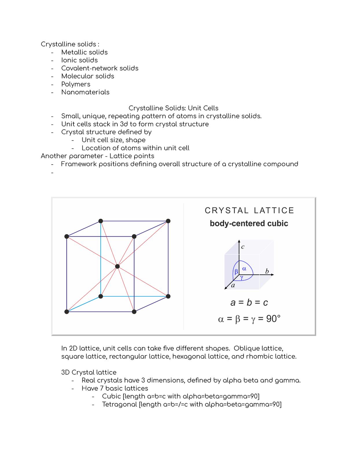 9 6 2018 - Donat - CHEM 123N: Foundations Of Chem Ii Lecture - StuDocu