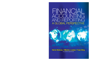 Financial accounting and reporting a global perspective by stolowy financial accounting and reporting a global perspective by stolowy lebas ding 4th edition studeersnel fandeluxe Choice Image