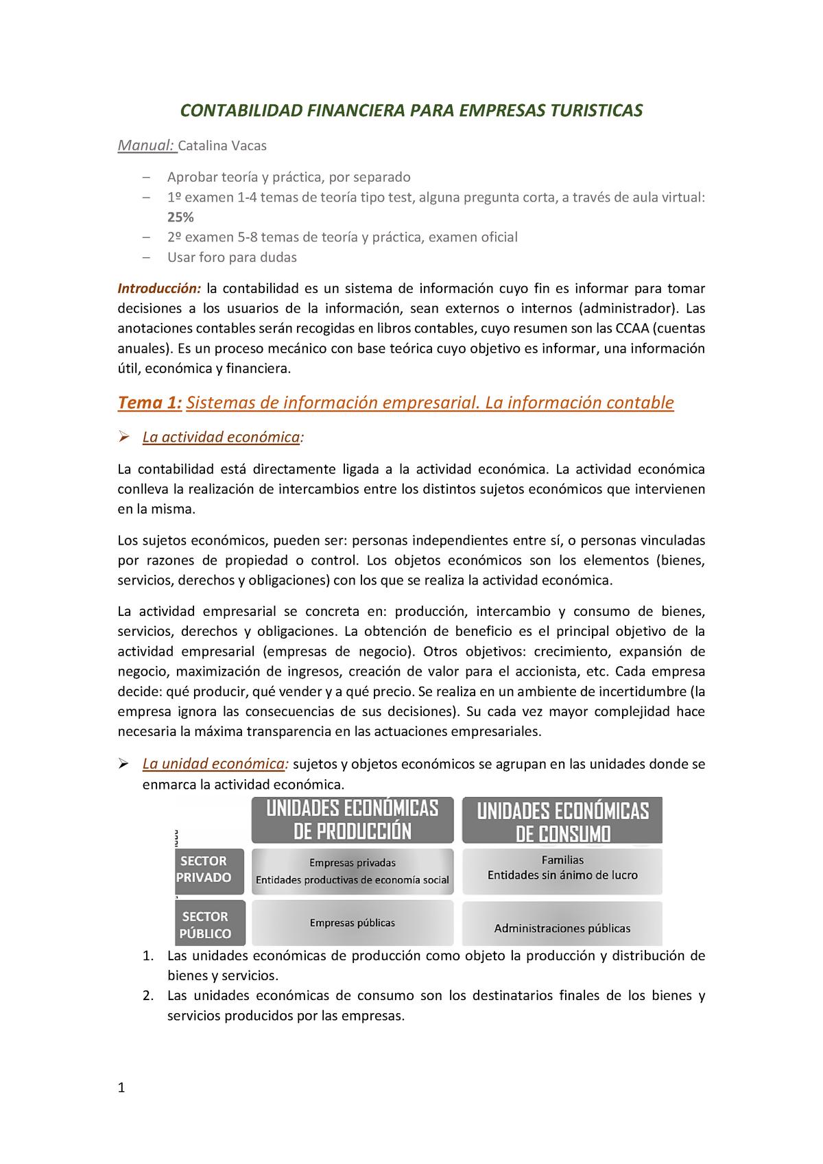 4f9f7363f623 Tema 1 Contabilidad Financiera I - 2049005: Contabilidad Financiera ...