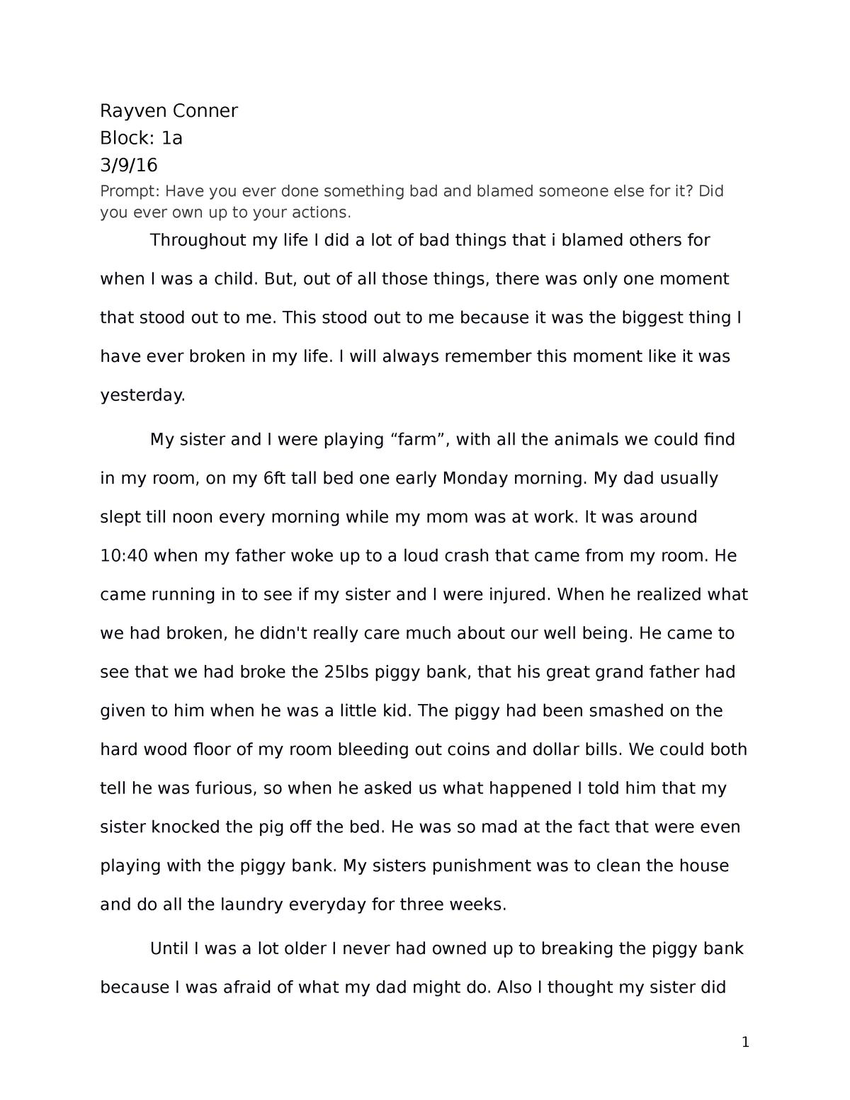 Monster Calls #3 - Basic English ENGL 099 - StuDocu
