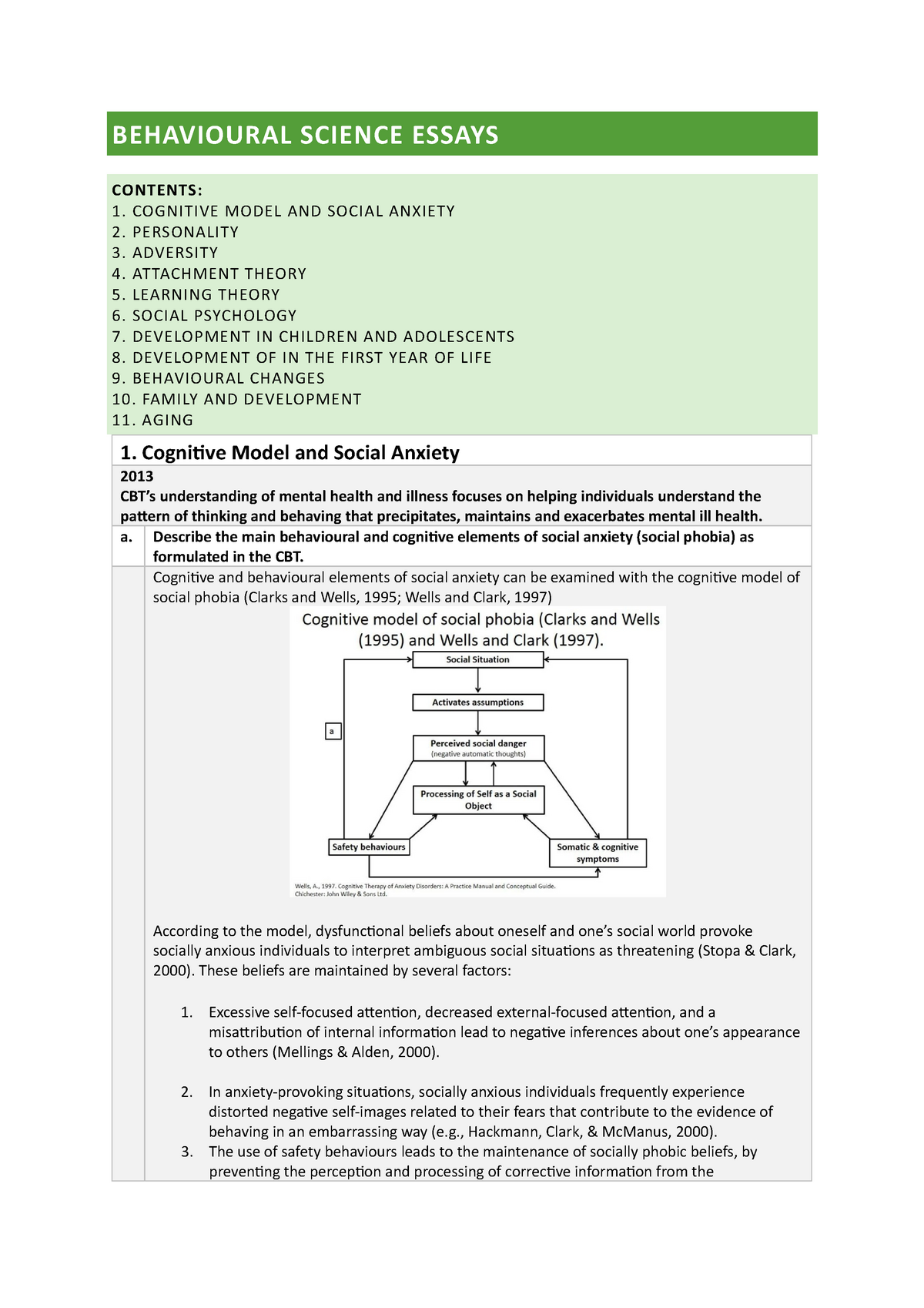 Behavioral science essay topics article editing service usa