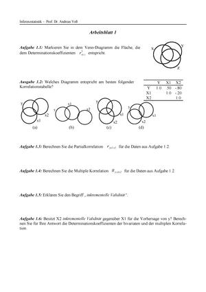 Arbeitsblatt 1-11 mit Lösungen 2014 - 10PSY1023: Inferenzstatistik ...