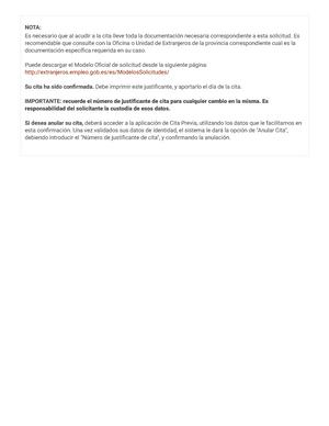 Proceso Automático Para La Solicitud De Cita Previa Studocu