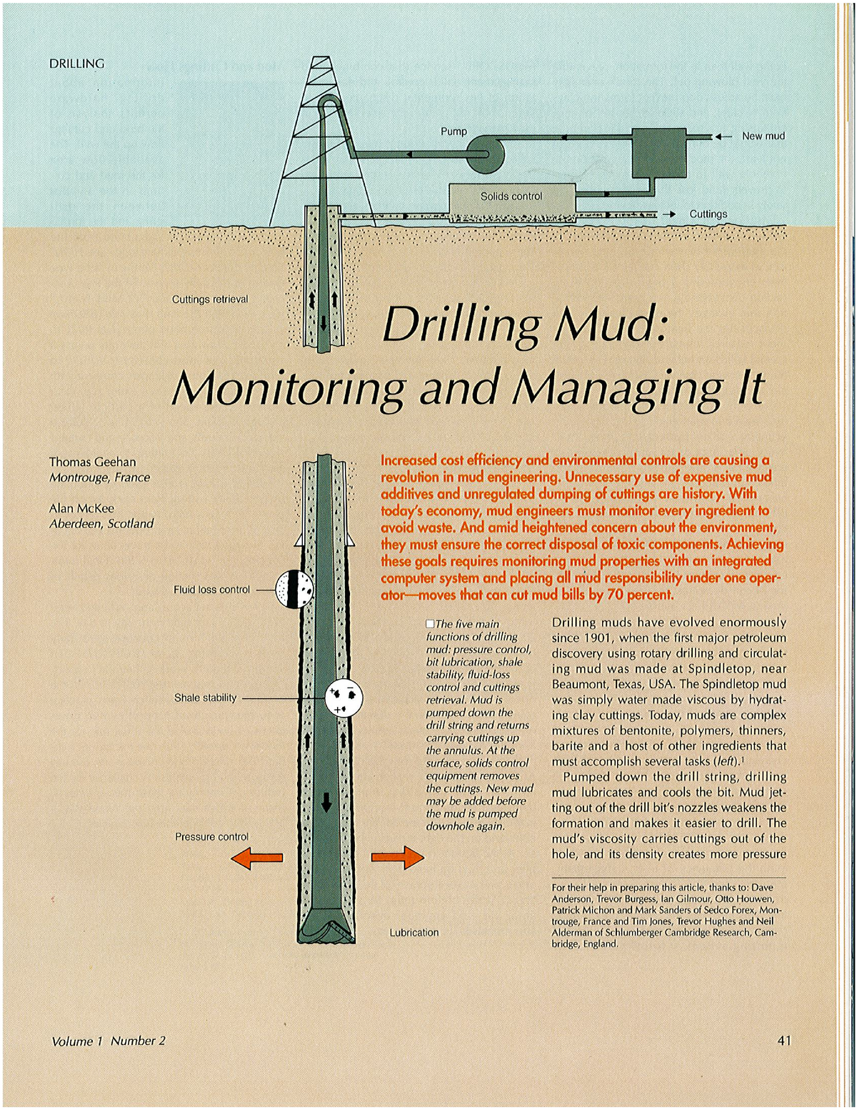 4 drilling mud - Lecture notes 1 - Pet 322e: Drilling Fluids