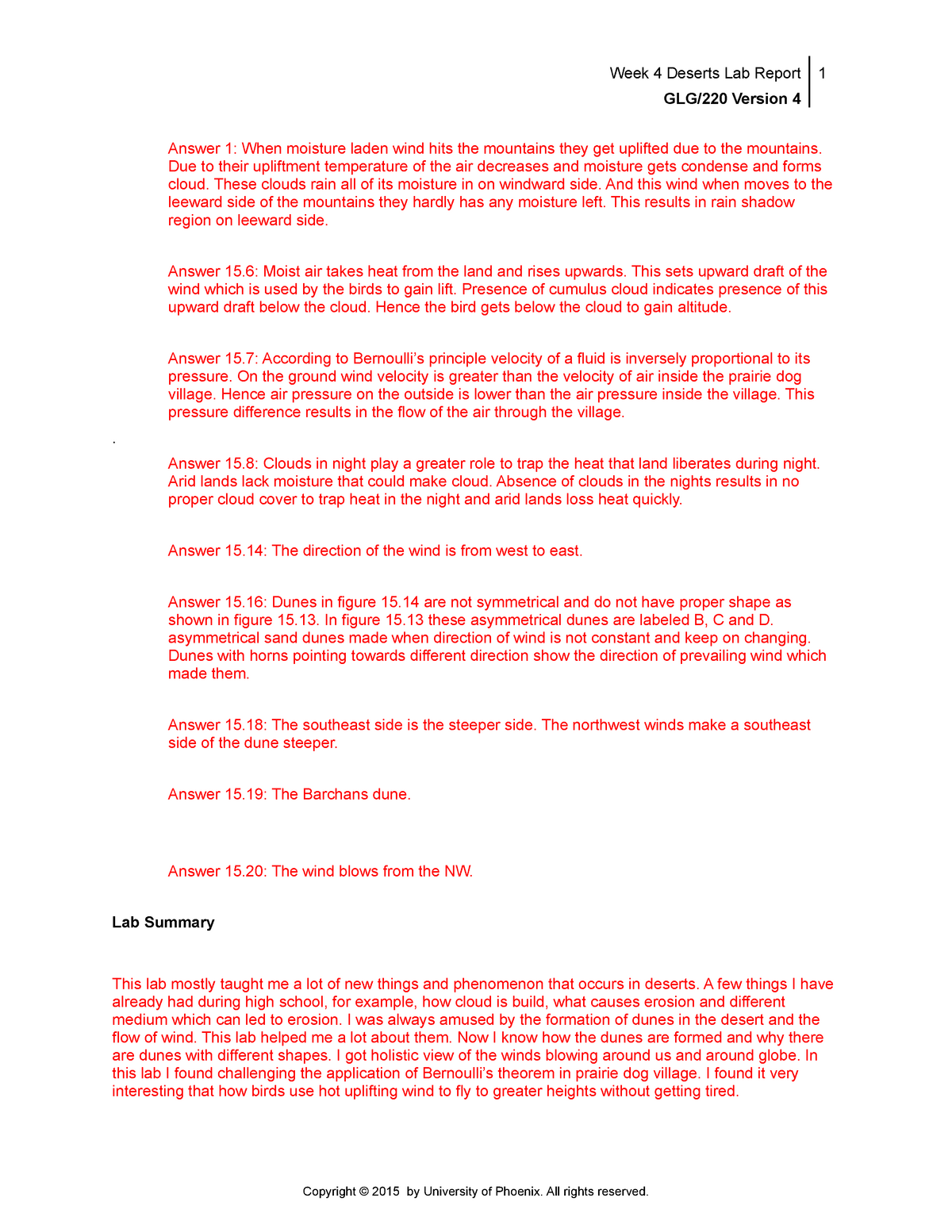 2813173 1 glg220-r4-wk4-deserts-lab-report - PPE: Politics