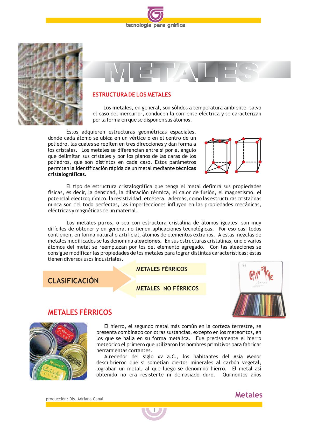 Metales Tecnología Ii Insumos G1018 Uncuyo Studocu