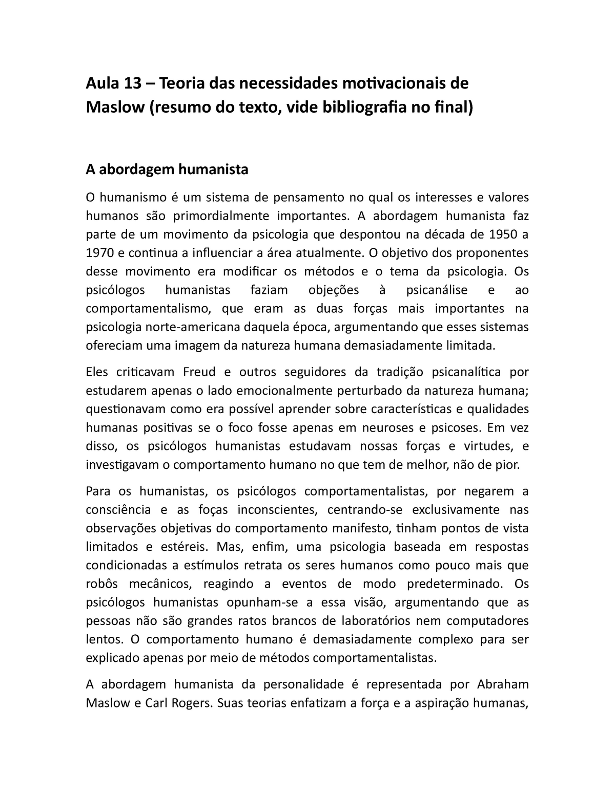 Summary 18 Nov 2018 Studocu