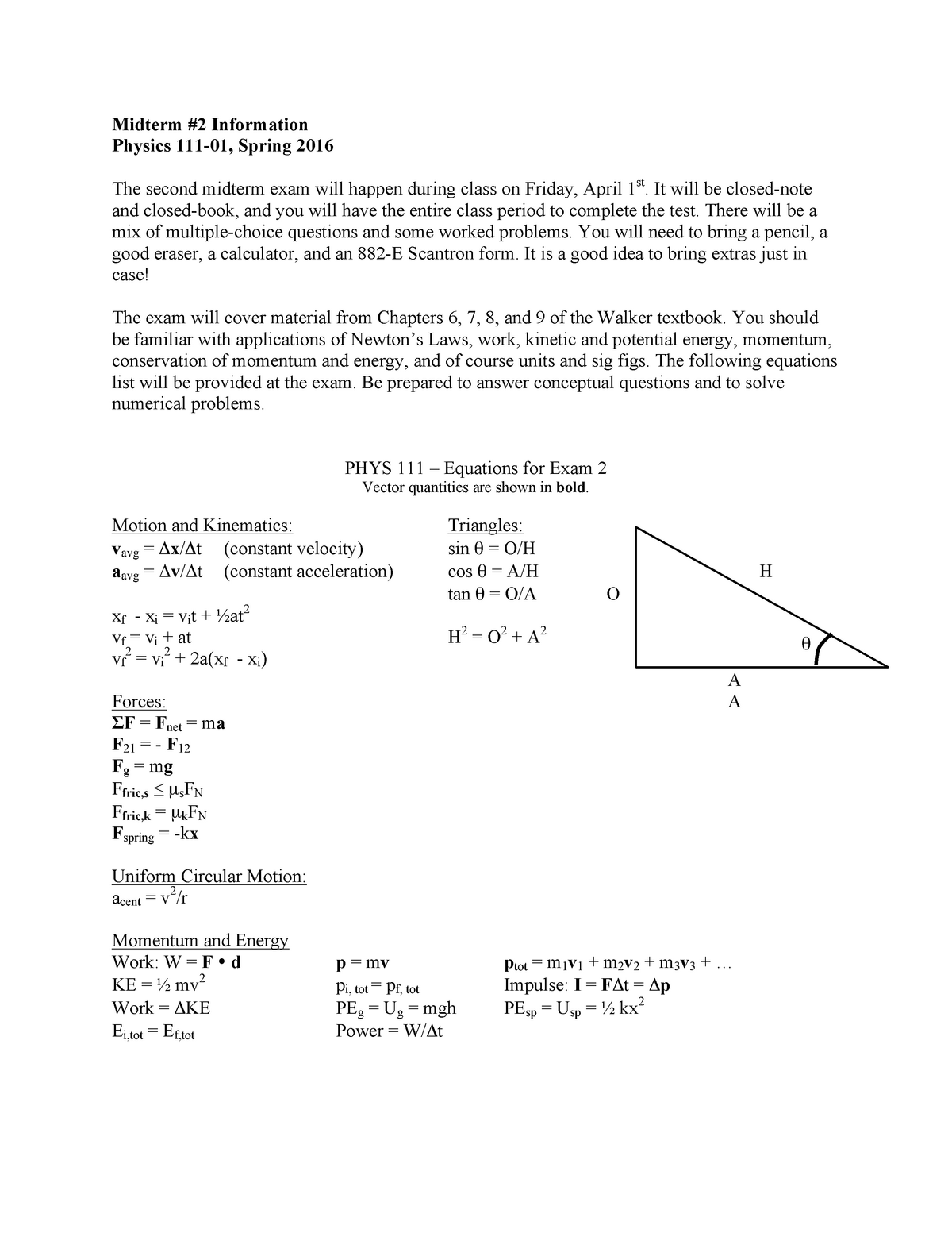 1st Year Physics Solved Numericals Chapter 9