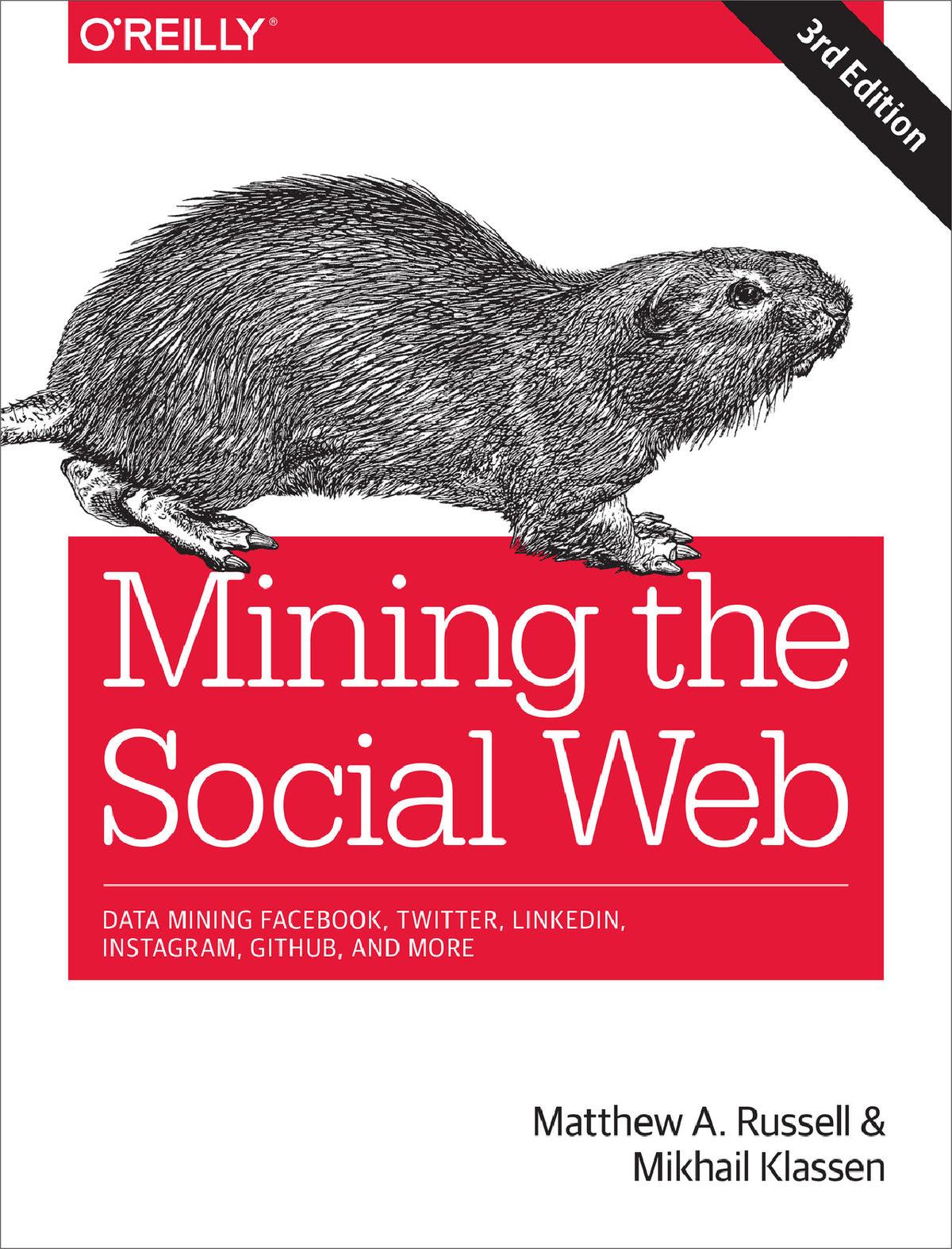 Sanet - Libro sobre minería de redes sociales
