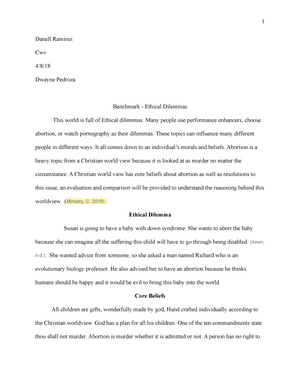 Cwv  Rs Tethical Dilemma Essay Template  Cwvhn Christian  Cwv  Rs Tethical Dilemma Essay Template  Cwvhn Christian  Worldview  Studocu Synthesis Essay Prompt also Research Essay Proposal Example  Narrative Essay Topics For High School