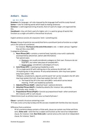 Summary english grammar 1mandatory items english grammar 1 solutioingenieria Image collections
