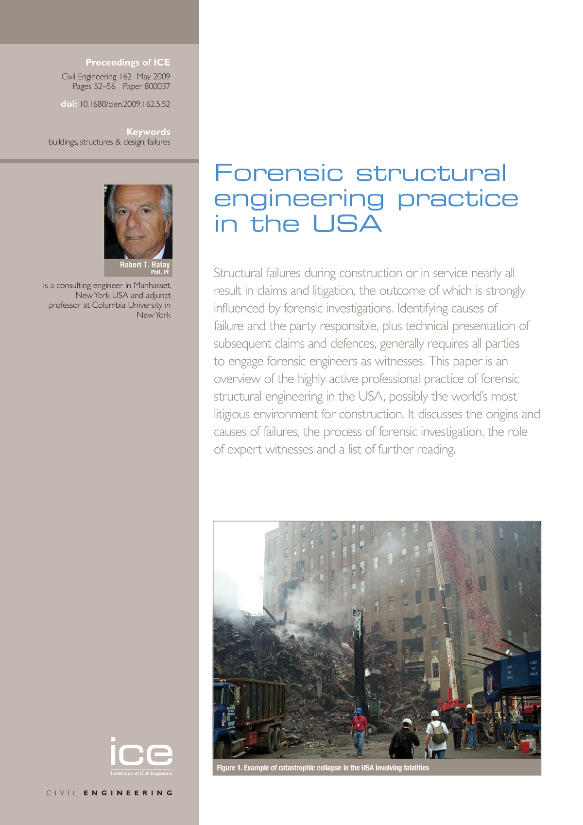 FSE in USA - Practical Details - Practicing Forensic