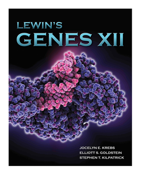 Lewins Essential Genes Pdf
