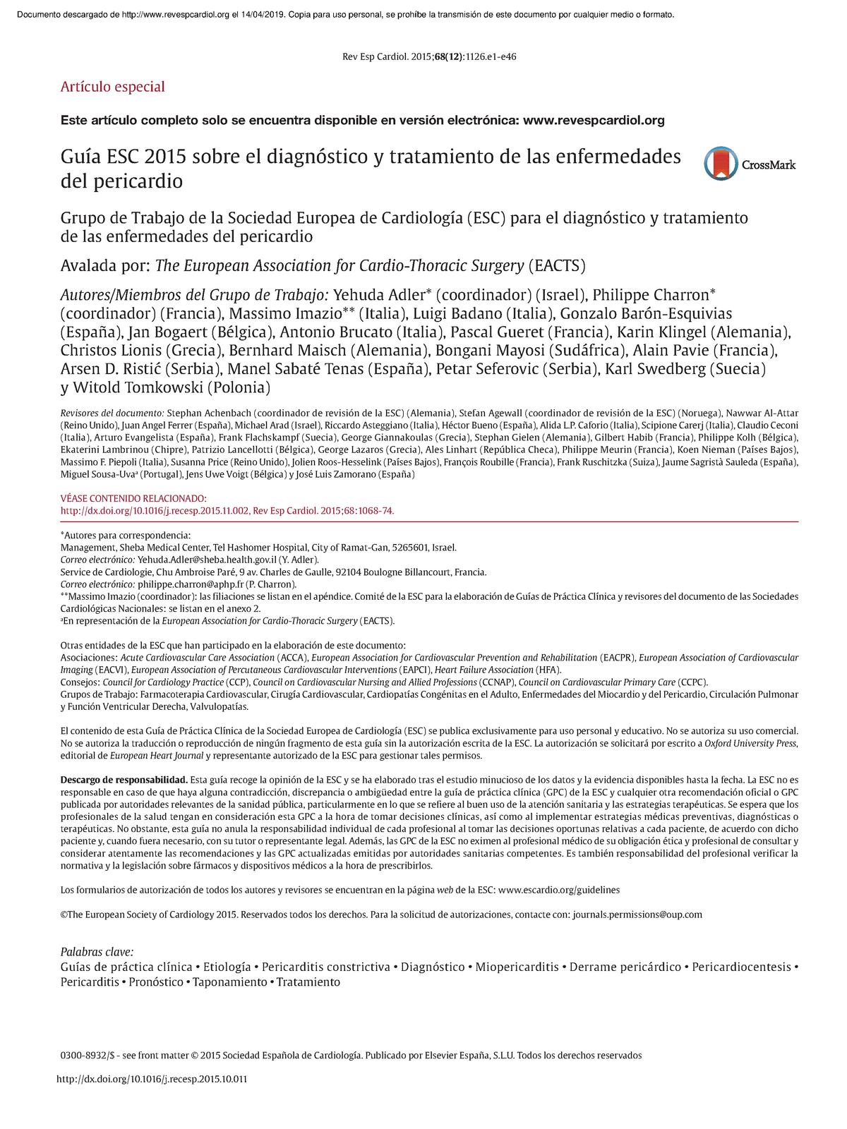 Opciones de tratamiento para hipertensión resistente cleveland
