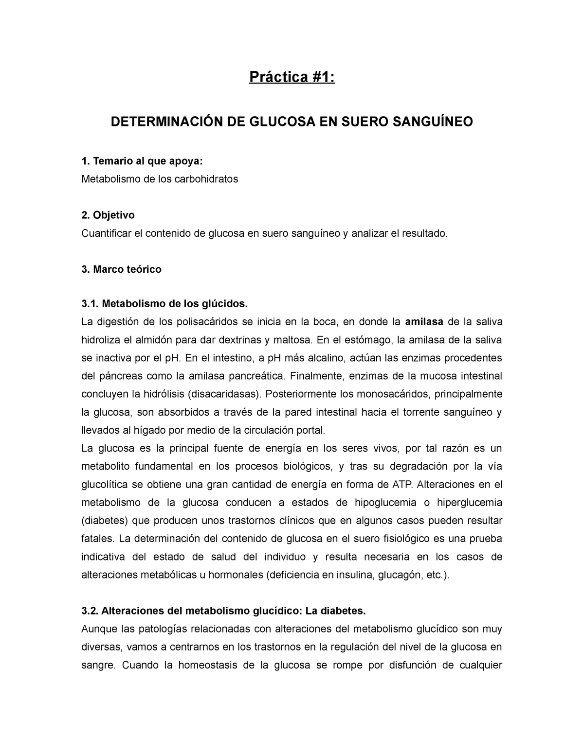 casos clinicos bioquimica diabetes