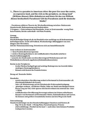 Verstandnisfragen Bbv Pdf 091121 Raumordnung Studocu
