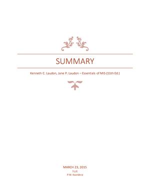 mis laudon 11th edition