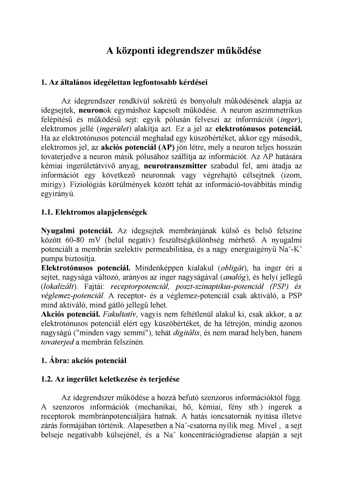 Pulzusáramok, javallatok és ellenjavallatok. Impulzusáram felhasználásával