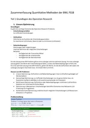 Quantitative methoden der bwl masterarbeit uni paderborn